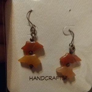 *5 for $20* Natural Stone earrings.